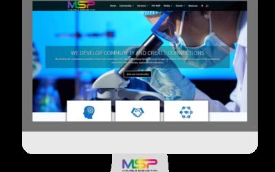www.MagureleSciencePark.ro – relaunched
