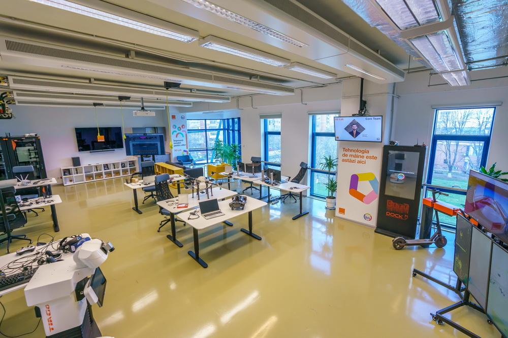 Primul laborator 5G din România deschis pentru cercetători, startup-uri și companii