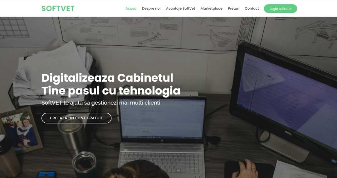 SoftVet – Platformă de conectare a medicilor veterinari cu fermieri