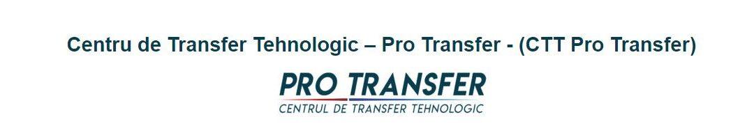 CTT Pro Transfer, department al USH Pro Business din cadrul Universității Spiru Haret, București