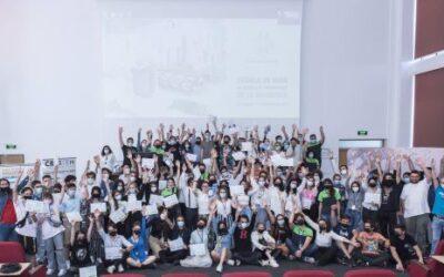 """Asociația """"Măgurele Science Park"""", și în acest an, a fost prezentă la Școala de vară de Știință și Tehnologie de la Măgurele"""